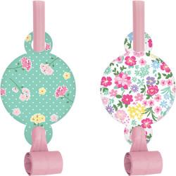 Parti Dünyası - Çiçekler Premium 8 Adet Kaynana Dili