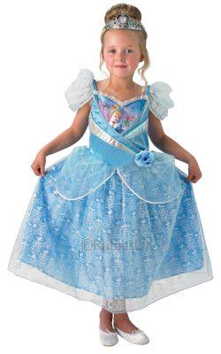 Parti - Cinderella Pırıltılı Kostüm