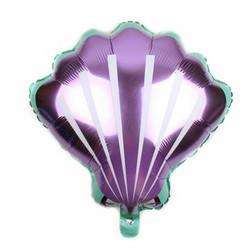 Parti Dünyası - Deniz Kabuğu Folyo Balon 40 cm