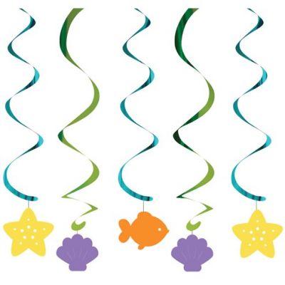 - Deniz Kızı ve Arkadaşları Süs Dalgası 5 Adet
