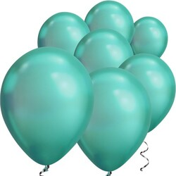 Parti - Deniz Yeşili 10 Lu Latex Balon