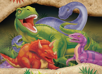Dinozor Land 8 Li Amerikan Servis