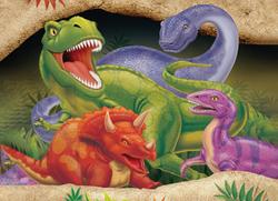 Parti Dünyası - Dinozor Land 8 Li Amerikan Servis