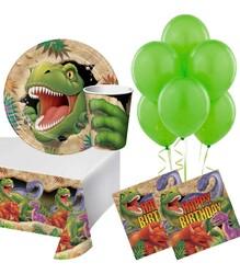 Parti Dünyası - Dinozor Land 16 Lı Parti Seti