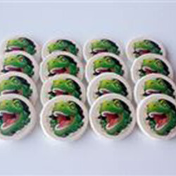 Parti Dünyası - Dinozor Land 20 li Sabun