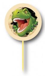 Parti Dünyası - Dinozor Land 6 lı Kürdan