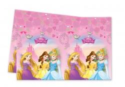 Parti Dünyası - Disney Prensesleri Plastik Masa Örtüsü 120 x 180 cm