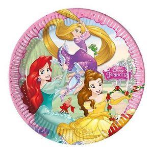 Disney Prensesleri Kız çocuk Doğum Günü Partileri Parti