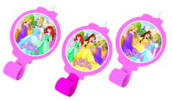 Parti Dünyası - Disney Prensesleri 6 lı Düdük