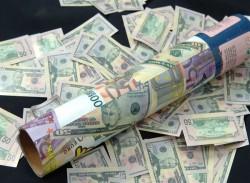 Parti Dünyası - Dolar Patlayan Konfeti 40 cm