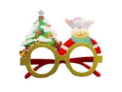 Parti Dünyası - Eğlenceli Yeni Yıl Gözlüğü Ren Geyikli