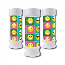 - Emoji Hediyelik Köpük Baloncuk 6 Adet