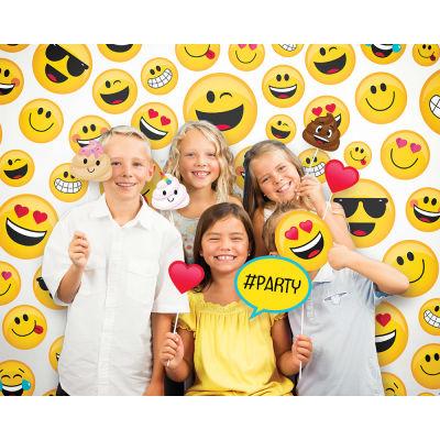 - Emojiler Fotoğraf Çekme Panosu (Arka Fon)