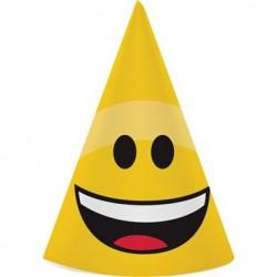 - Emojiler Partisi 8 Li Şapka