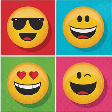 - Emojiler Partisi 16 lı Peçete