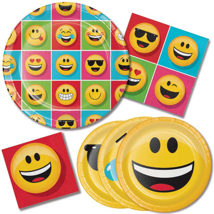 Emojiler Partisi Süper Parti Seti
