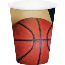 Parti Dünyası - Fanatik Basketbol 8 li Bardak