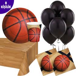 Parti - Fanatik Basketbol 8 li Parti Seti