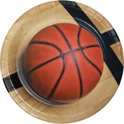 Converting - Fanatik Basketbol Büyük 8 li Tabak