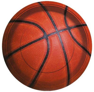 Basketbol Partisi Tabak 8 adet