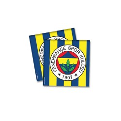 - Fenerbahçe 16 lı Kağıt Peçete