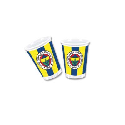 Fenerbahçe 8 li Kağıt Bardak