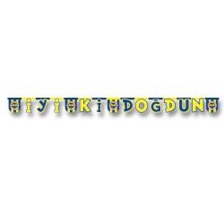 Parti Dünyası - Fenerbahçe Harf Afiş