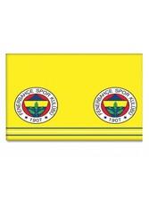 Parti Dünyası - Fenerbahçe Masa Örtüsü 120 x180 cm