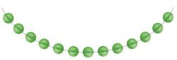 Parti Dünyası - Fıstık Mini Toplar Garlent 275 cm