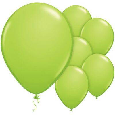 Fıstık Yeşili Balon 10 Adet