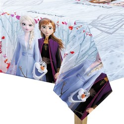 Parti - Frozen 2 Masa Örtüsü 120 x 180 cm