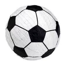 Parti - Futbol Topu Şekilli Pinyata