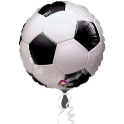 - Futbol Topu Supershape Folyo Balon 45 cm