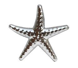Parti - Gümüş Deniz Yıldızı 25 Li Masa Konfetisi