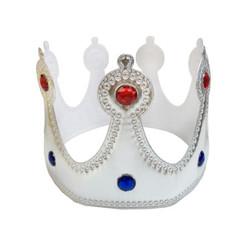 Parti Dünyası - Gümüş Kral Tacı
