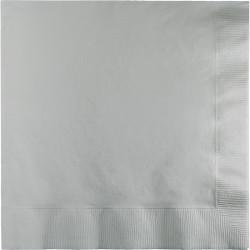 Parti Dünyası - Gümüş Renk 20 li Peçete