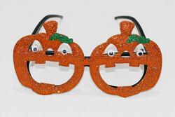 Parti Dünyası - Halloween Balkabağı Gözlük