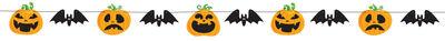 Halloween Balkabağı Özel Kesim Afiş 250 cm