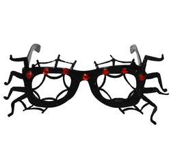 Parti Dünyası - Halloween Örümcek Ağı Parti Gözlüğü