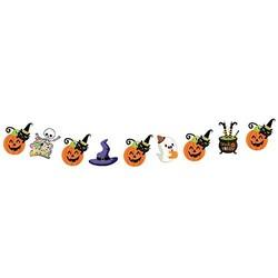 Parti Dünyası - Halloween Simli Banner