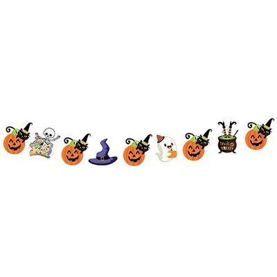 Halloween Simli Banner