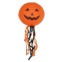 Parti Dünyası - Halloween Turuncu Fener Turuncu