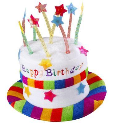 Parti - Happy Birthday Çılgın Şapka