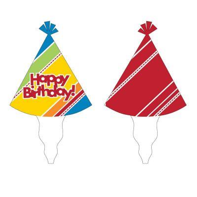 Happy Birthday Pasta Süsü