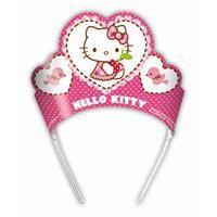 Parti Dünyası - Hello Kitty Kalpler Taç