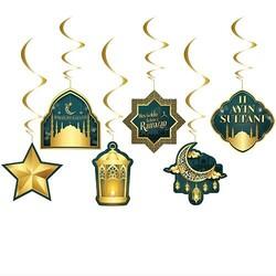 Parti Dünyası - Hoş Geldin Ramazan 6 lı Tavan Süsü