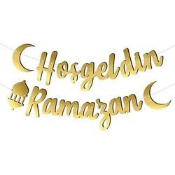 Parti Dünyası - Hoş Geldin Ramazan Harf Afiş