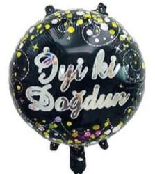 Parti Dünyası - İyi ki Doğdun Folyo Balon 45 cm