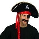 Parti - Kadife Korsan Şapkası