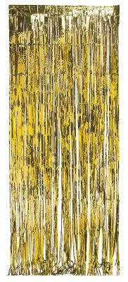 Kapı Perdesi Altın Renk